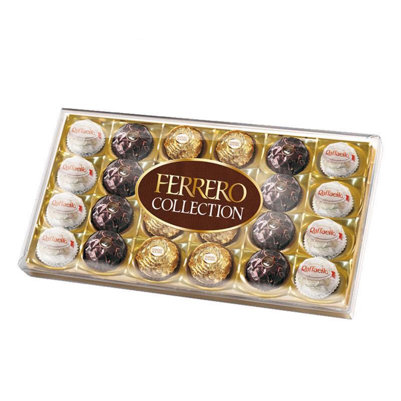 费列罗 巧克力 混合 24粒