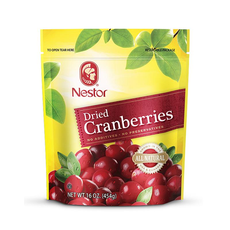 乐事多 蔓越莓干 454g