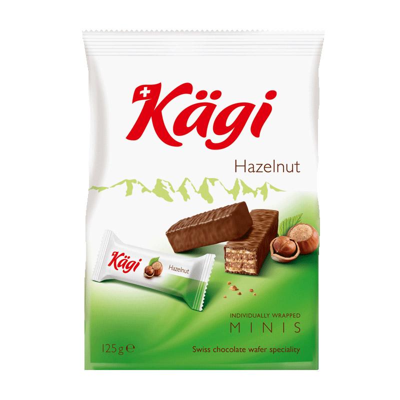 KAGI 榛子威化饼 125g