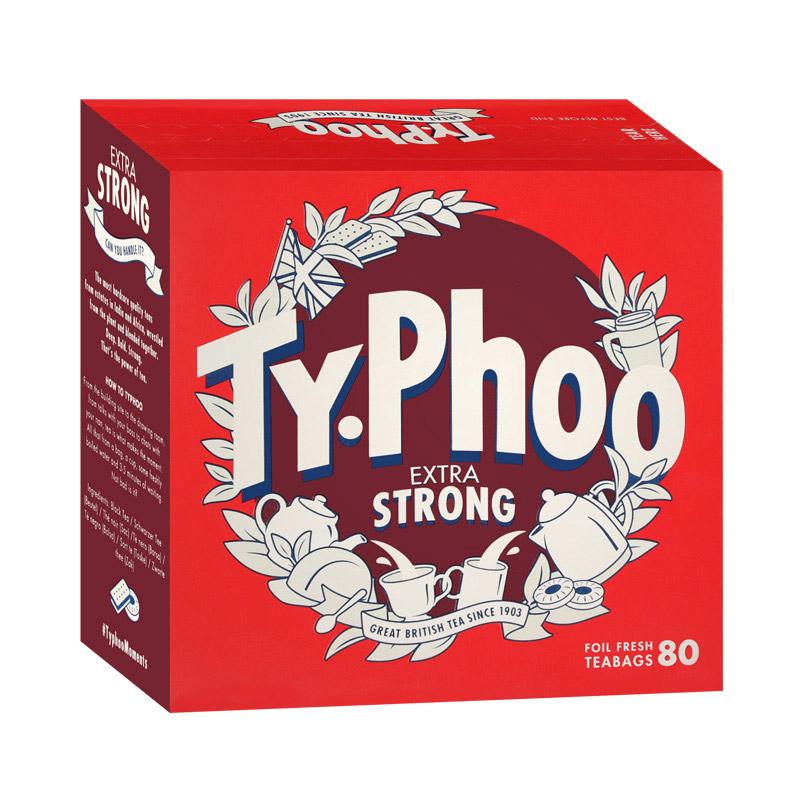 TYPHOO 特浓茶
