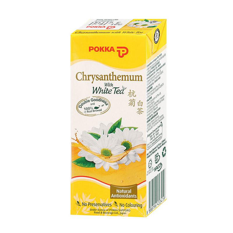 POKKA 白菊花茶 250ml