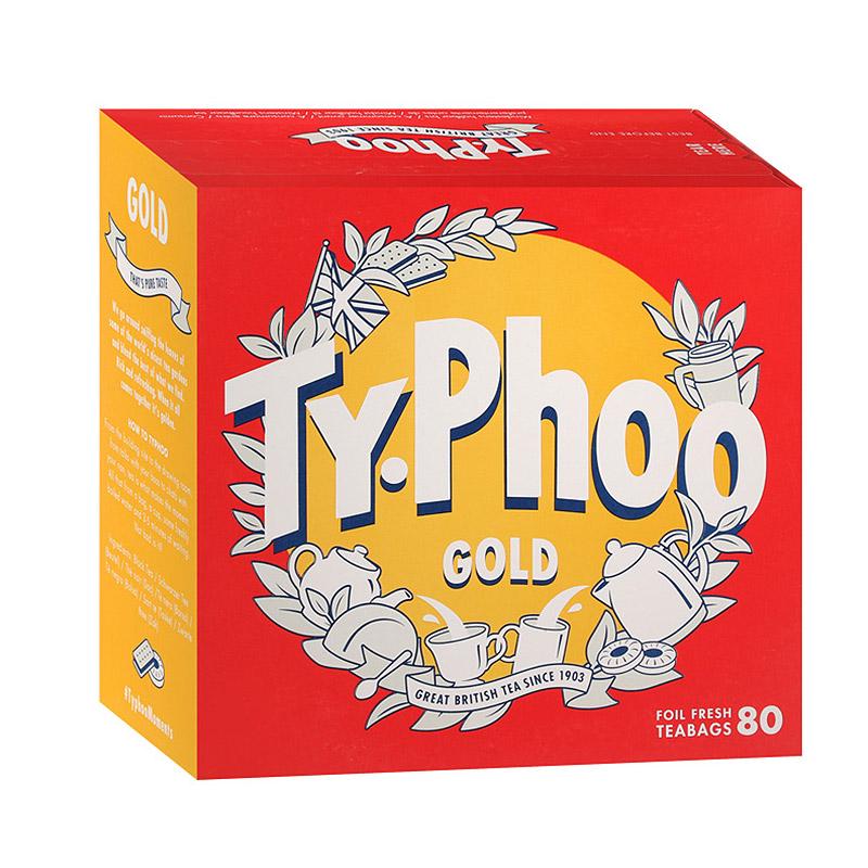 TYPHOO 金装茶