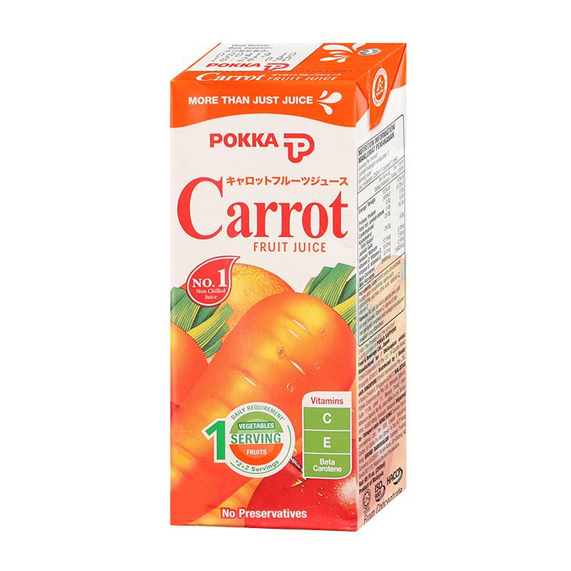 POKKA 胡萝卜汁 250ml
