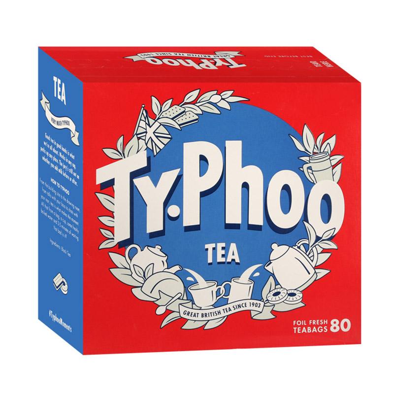TYPHOO 经典原味茶