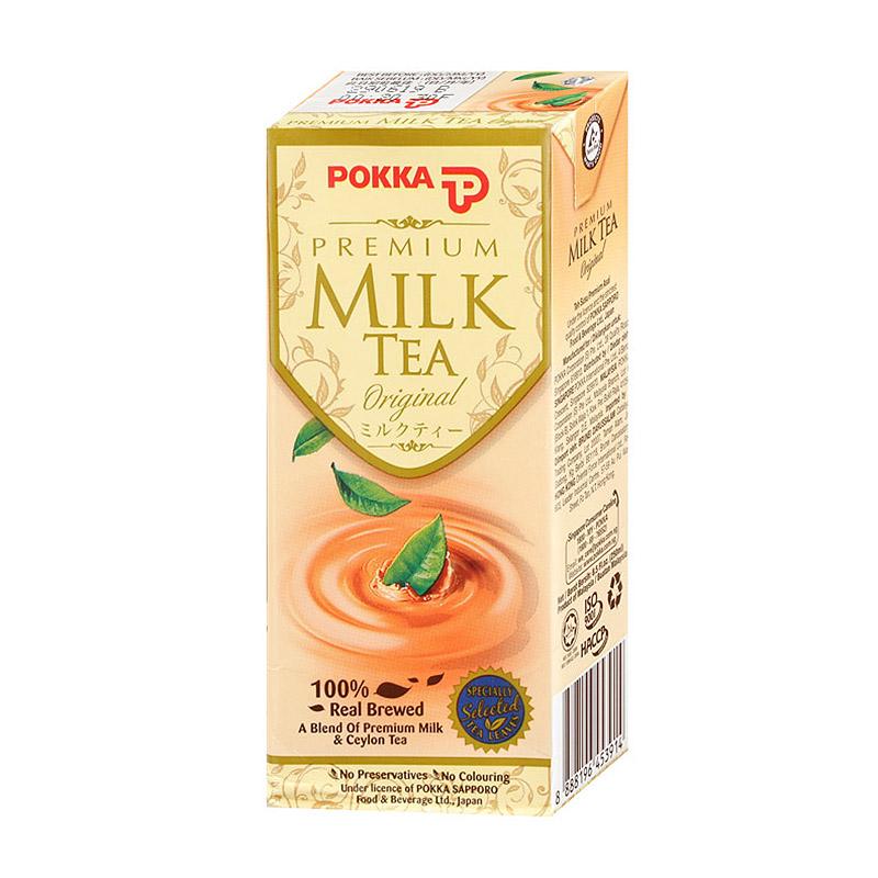 POKKA 上等奶茶 250ml